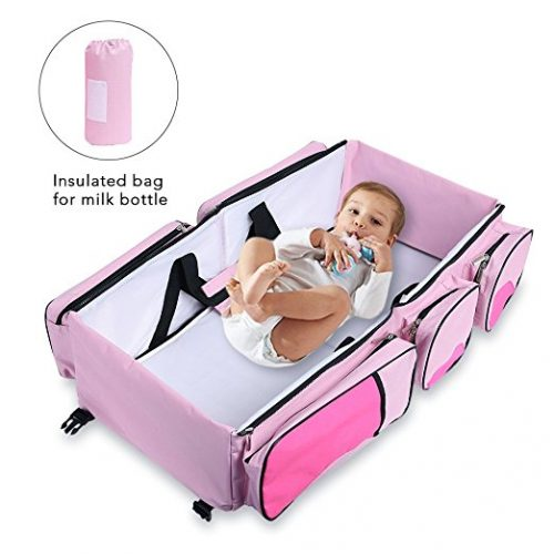 Baabyoo Baby Travel bed