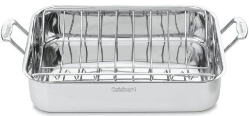 Cuisinart Chef's Classic Rectangular Roaster
