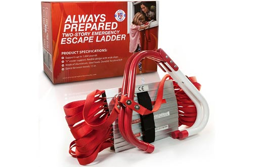Premium Emergency Fire Escape Ladder Two-Story