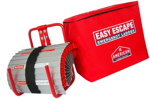 Easy Escape 2 Story Emergency Fire Escape Ladder