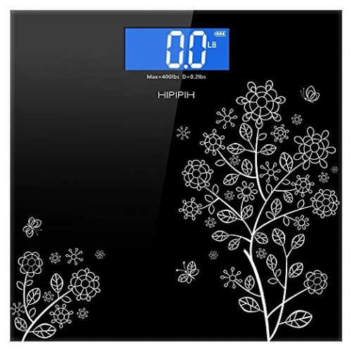 Hippih 400lb/180kg Electronic bathroom scale