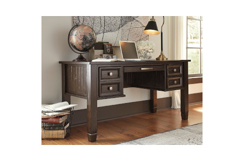 Signature Design by Ashley H636-27 Townser Home Office Desk