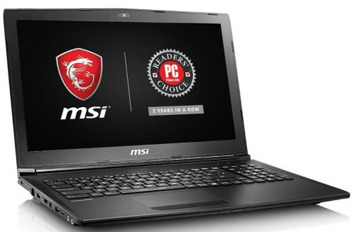 "MSI GL62M 7RD -1407 15.6"" Gaming laptop"