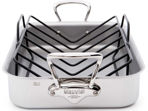 Mauviel Made In France M'Cook Rectangular Roasting Pan
