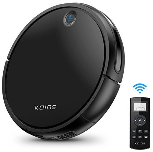 Robot Vacuum cleaner by KOIOS