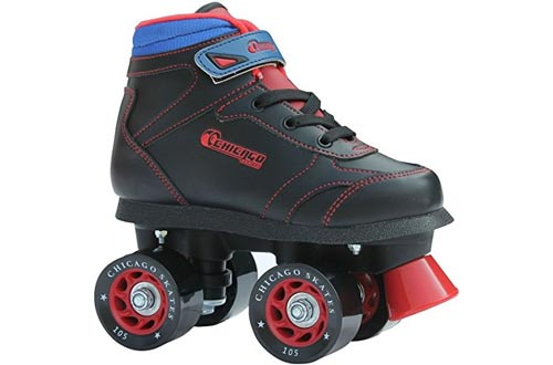 Chicago Boys Sidewalk Roller Skate