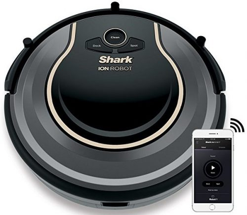 Shark ION Robot 750 vacuum with Wi-Fi connectivity