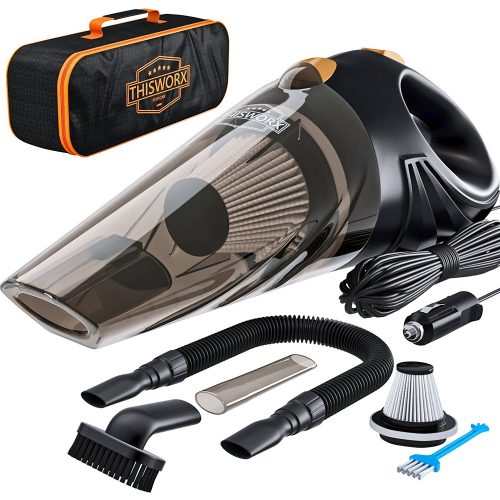 Car Vacuum Cleaners by ThisWorx