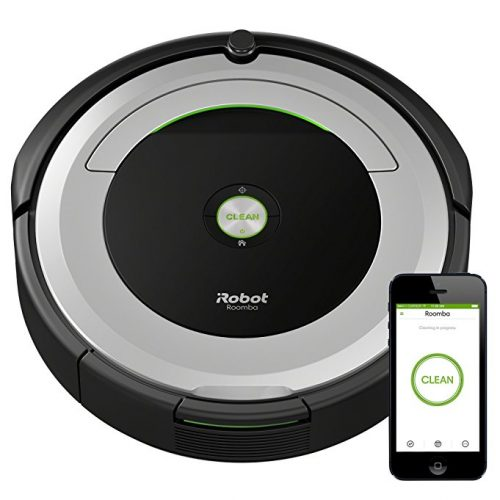 iRobot Roomba 690 Robot vacuum cleaners with Wi-Fi connectivity