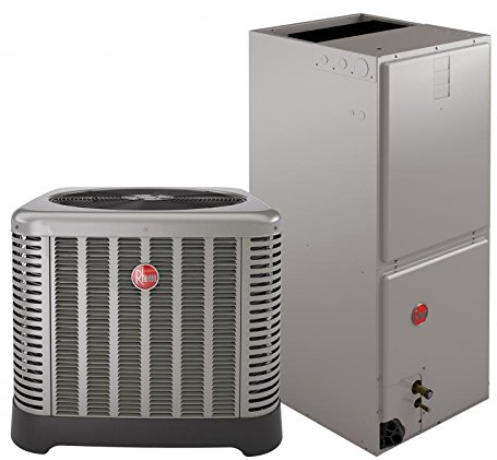 2.5-Ton-16-Seer-Rheem--Ruud-Air-Conditioning-System