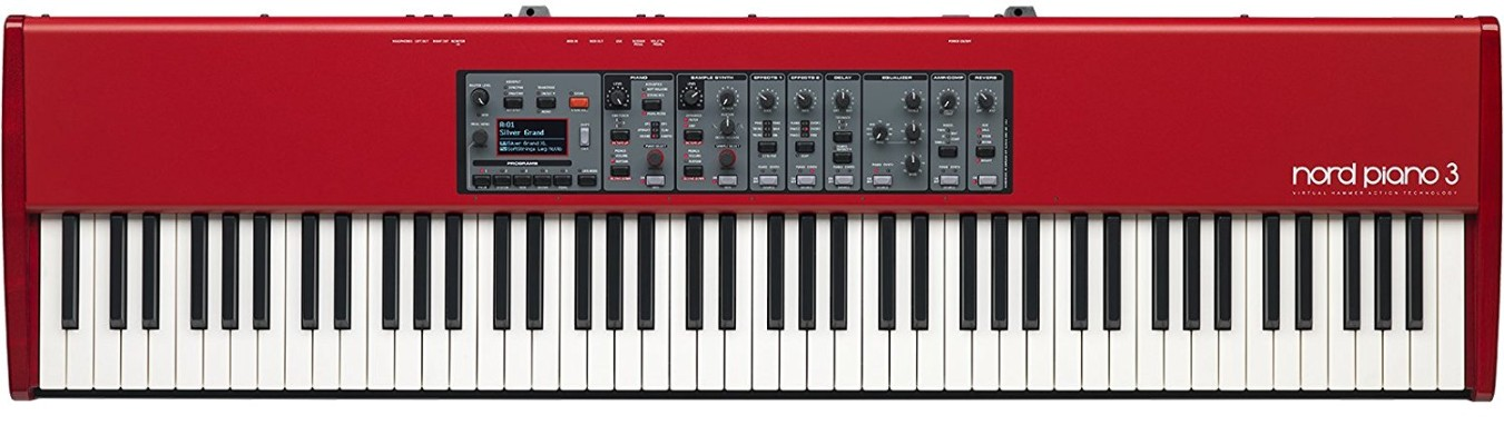 Nord Piano 3 88-Keys Stage Piano with 1GB of Sample Memory