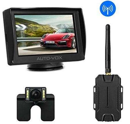 AUTO-VOX M1W Wireless Backup Cameras Kit