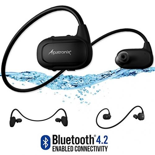 Alpatronix H×250 Waterproof Bluetooth Headset