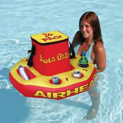 AIRHEAD Watersports AIRHEAD Aqua Oasis Floating Cooler