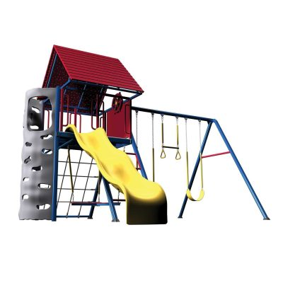 Lifetime Big Stuff Adventure Play set, Freestanding