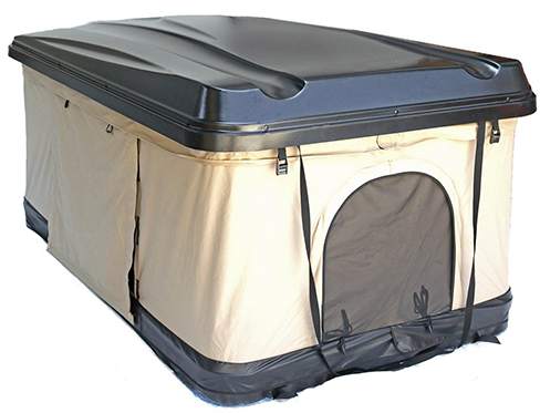 Beige-Top-Up-Roof-Tent