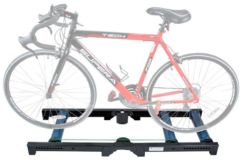 AccelaVelo Indoor Bike Roller Trainer