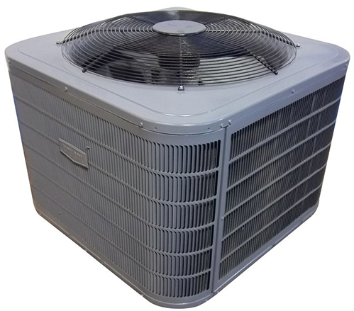 CARRIER-Used-Central-Air-Conditioner-Condenser