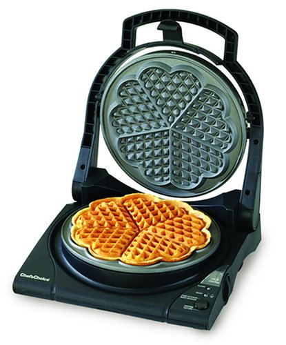 Chef's Choice 840 Waffle Pro Express Waffle Pizzelle Makers