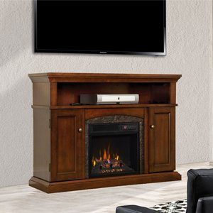 ChimneyFree-Lynwood-Electric-Fireplace-Entertainment Centers