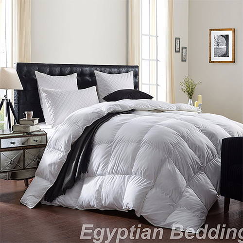 Egyptian-Bedding-LUXURIOUS-1200-Thread-Count-GOOSE-DOWN-Comforter