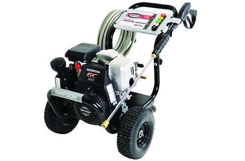 Gas Pressure Washer Powered by HONDA