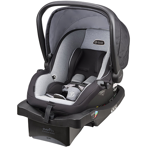 Evenflo-LiteMax-35-Platinum-Infant-Car-Seat