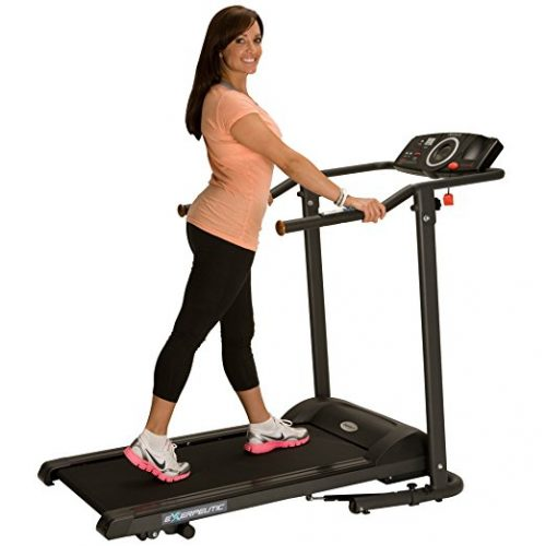 Exerpeutic Electric Treadmills For Home TF1000