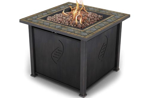 Bond Rockwell 68156 Gas Fire Table