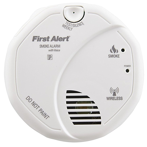 First-Alert-SA511CN2-3ST-Interconnected-Wireless-Smoke-Detector