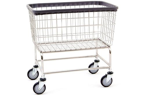 R&B Wire 200F Large Capacity Laundry Cart