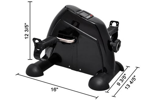 MedMobile Digital Mobility Aid Pedal Exerciser
