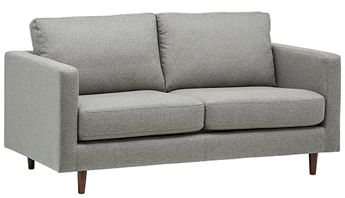 Rivet-Revolve-Modern-Sofa-Bed,-70″W,-Grey-Weave