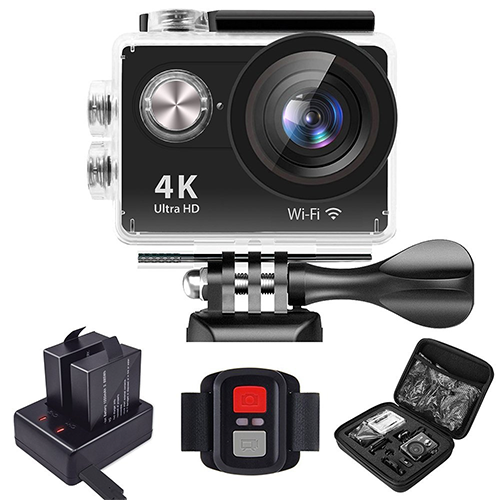 SRI-Sports-Action-Dash-Cam
