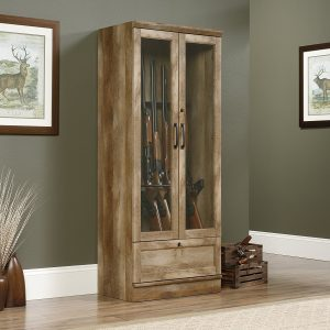 Sauder-419342-Display-Cabinet-Craftsman