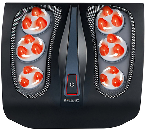 Shiatsu-foot-massager-for-painful-plantar-fasciitis,-chronic-and-nerve-pain