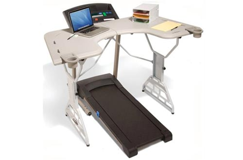 Walking and Standing Desk for Treadmill