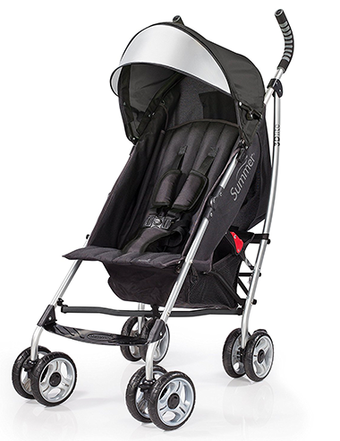 Summer-Infant-3D-Lite-Convenience-Stroller-–-Black