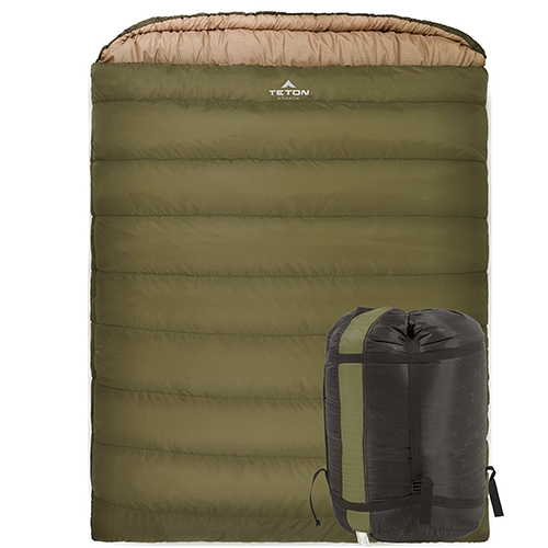 Teton-Mammoth-QueenSize-Sports-Sleeping-Bag
