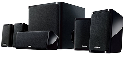Yamaha-NS-P40BL-5.1-Speaker-Package-(Black,-Set-of-6)