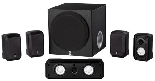 Yamaha-NS-SP1800BL-5.1-Channel-Home-Theater-Speaker-System