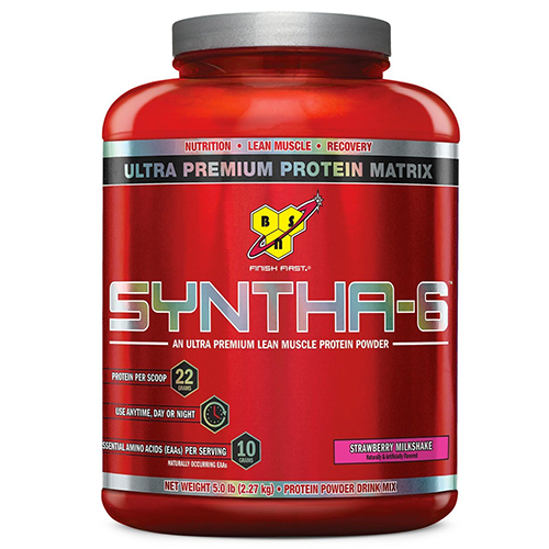 BSN-SYNTHIA-6-Protein-Powder,-Micellar-Casein,-Flavor-Strawberry-48-Servings