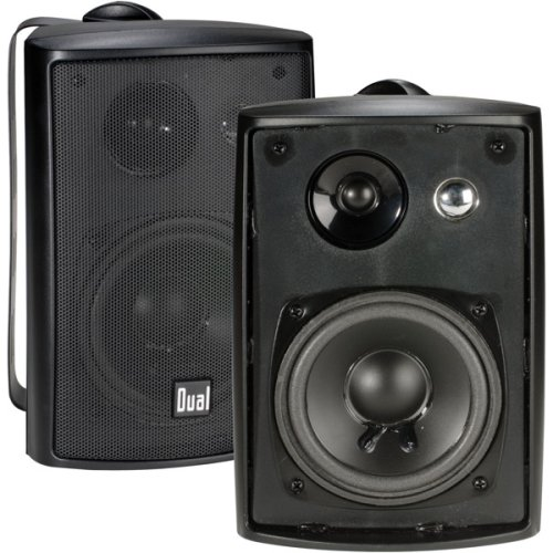 Dual-Electronic-LU43PB-4-inch-3-Way-Higher-Performance-Indoors,-Outdoor-Monitor-Speaker