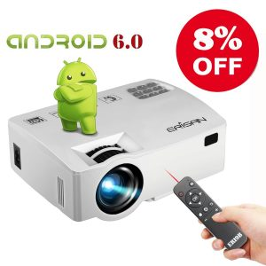 ERISAN-Android-Projector-Bluetooth-Multimedia Multimedia Projectors