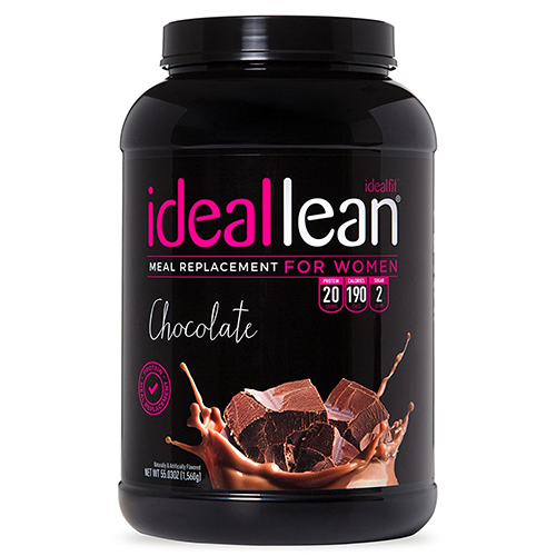IdealLean,-Protein-Powder,-Chocolate-Brownie-20-g-Protein-Isolate,-Calcium,-0g-Sugar,-0g-Carb,-30-Serving