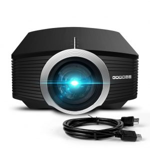 Projector-GooDee-Portable-Multimedia-Entertainment
