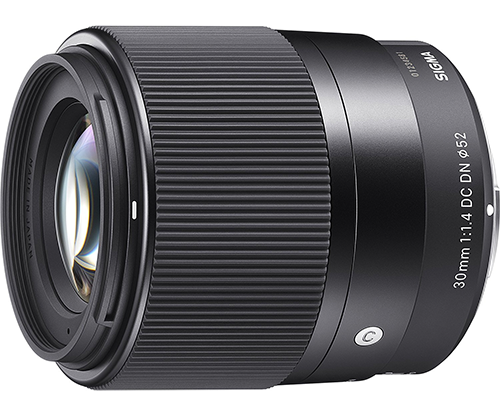 Sigma-30-mm-F1.4-Contemporary-DC-DN-Micro-43-Lens