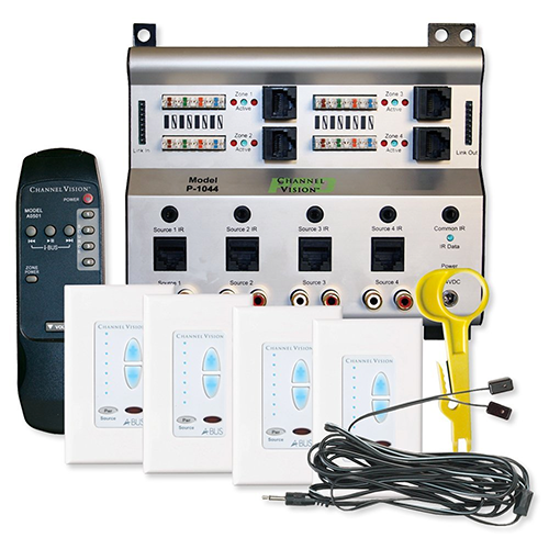 Whole-House-Audio-Distribution-System-AB-904