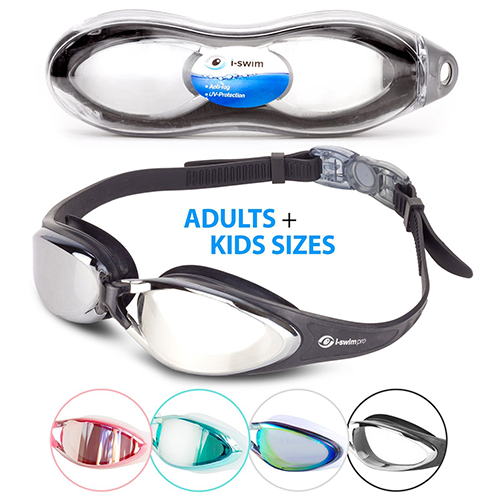 i-Sports-Pro-Swimming-Goggles