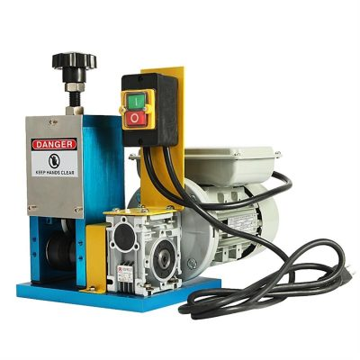 BEAMNOVA Automatic Wire Stripping Machine Electric Copper Stripper Powered Cable Stripper Tool for scrap copper Recycling